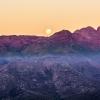 Cederberg Moon Rise