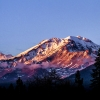 Mt Shasta Sunset