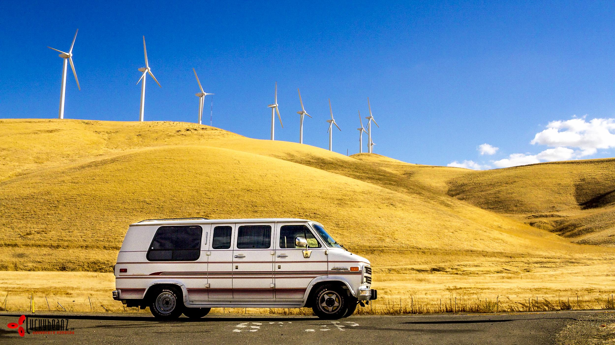 The Van.