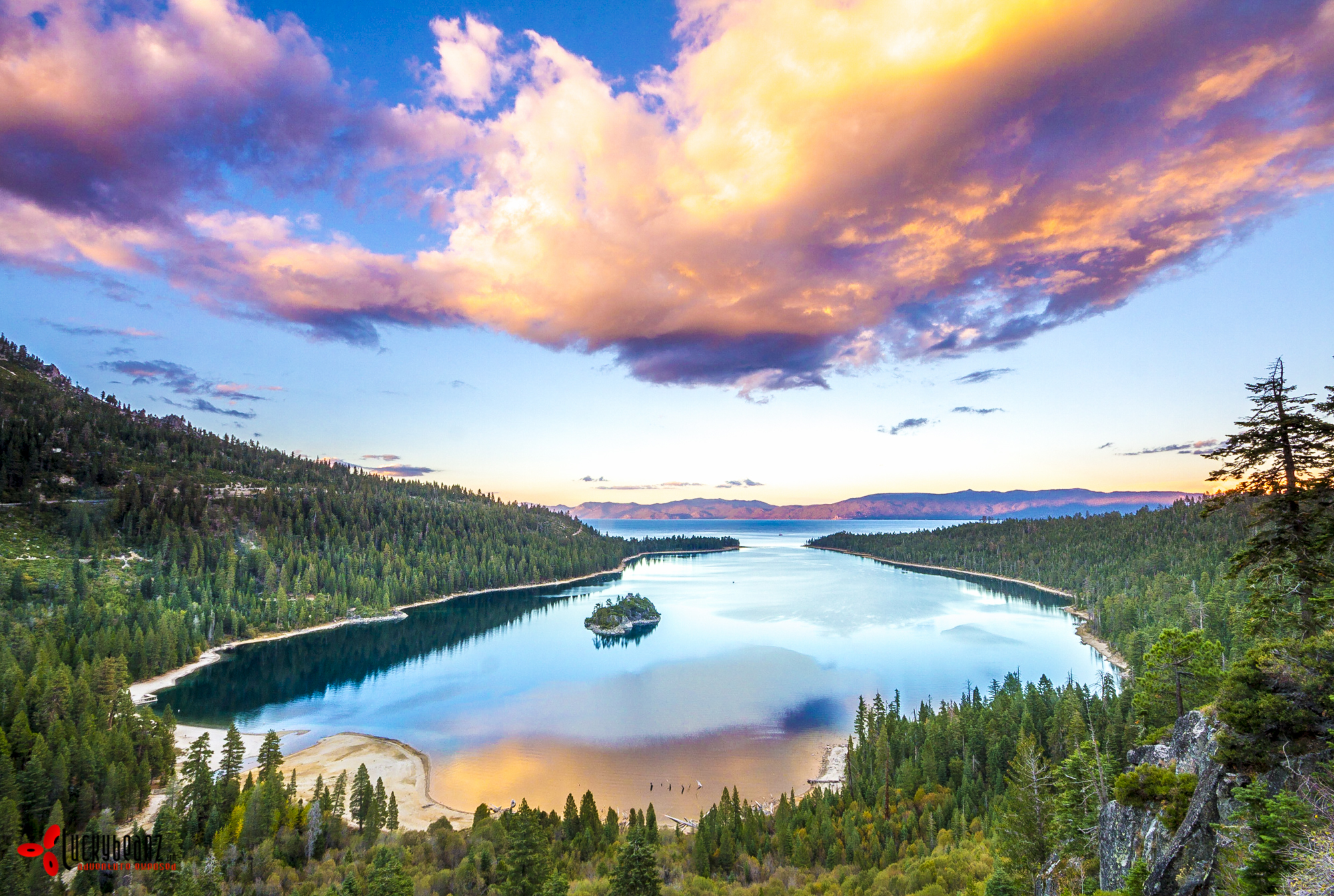 Tahoe Beauty - Emerald Bay