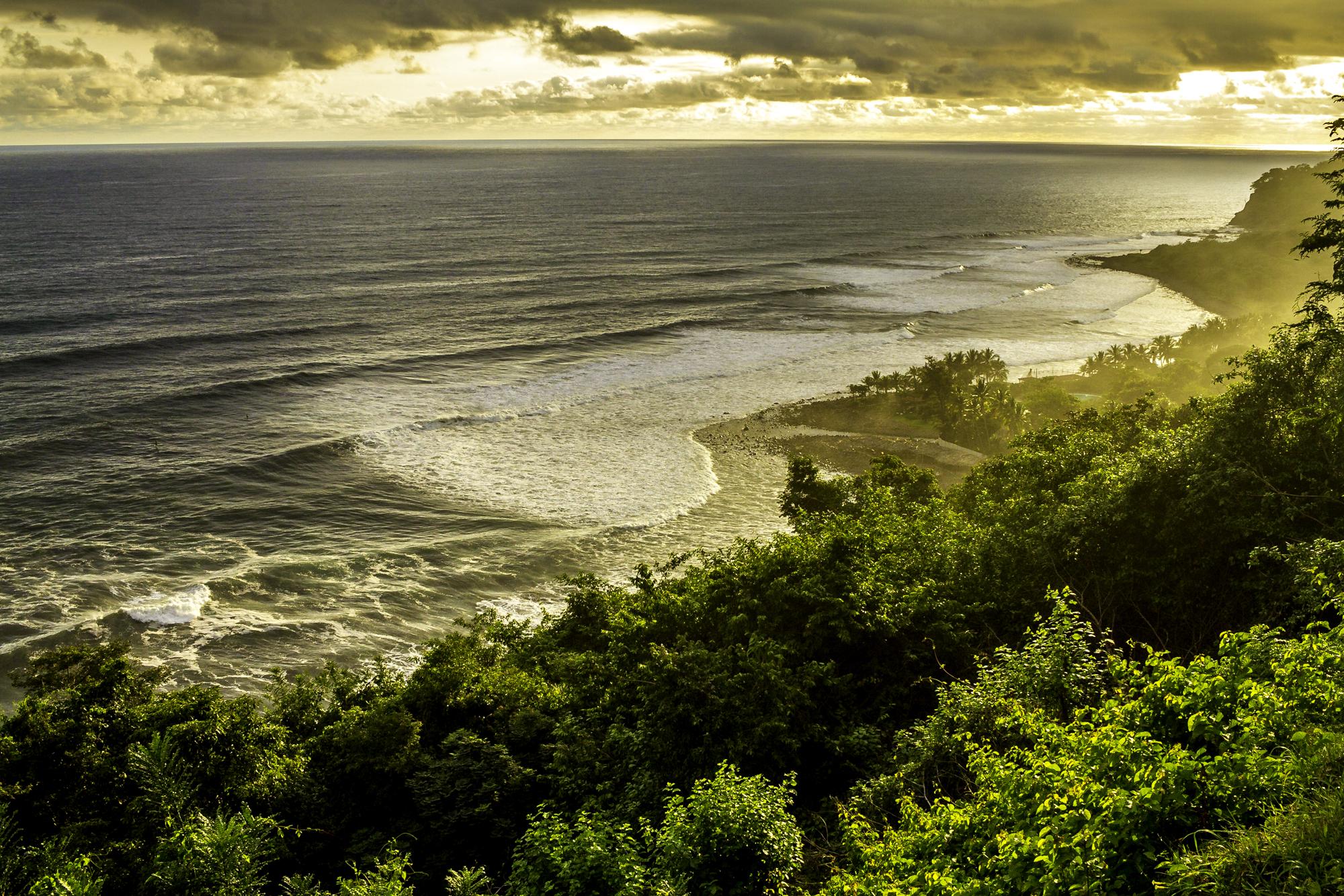 K59 Surf Break El Salvador